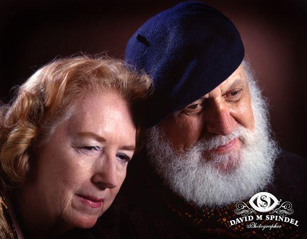 Bernhardt Crystal & Deb Crystal photographed by David M. Spindel